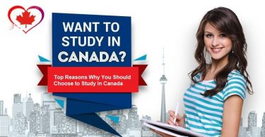 Reasons To Study In Canada